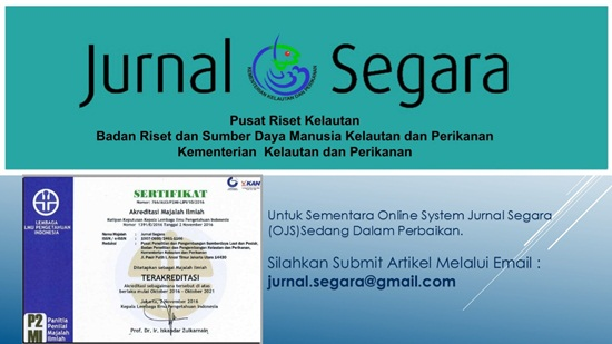 Navigate to Submit Segara
